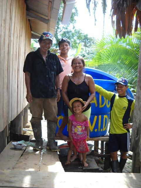 Family Betancourt-Gregorio