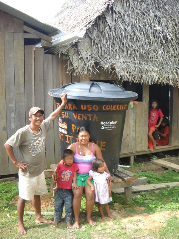 Family Peña-Noriega