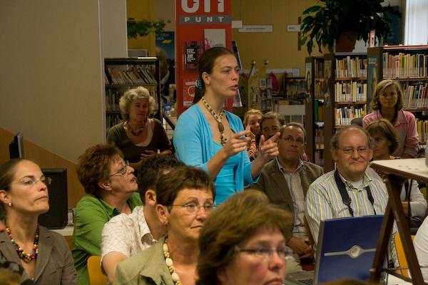 Lezing Bibliotheek Baarle