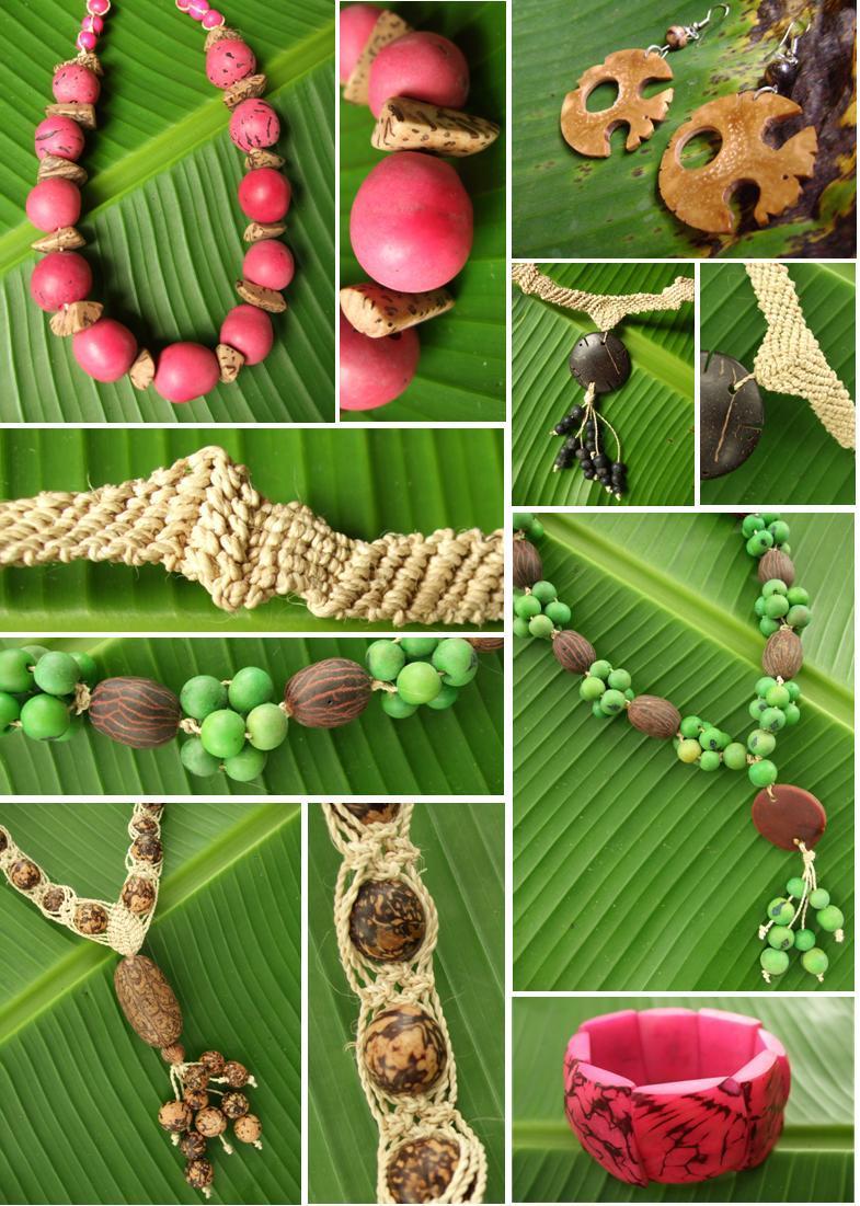 Voorbeelden sieraden